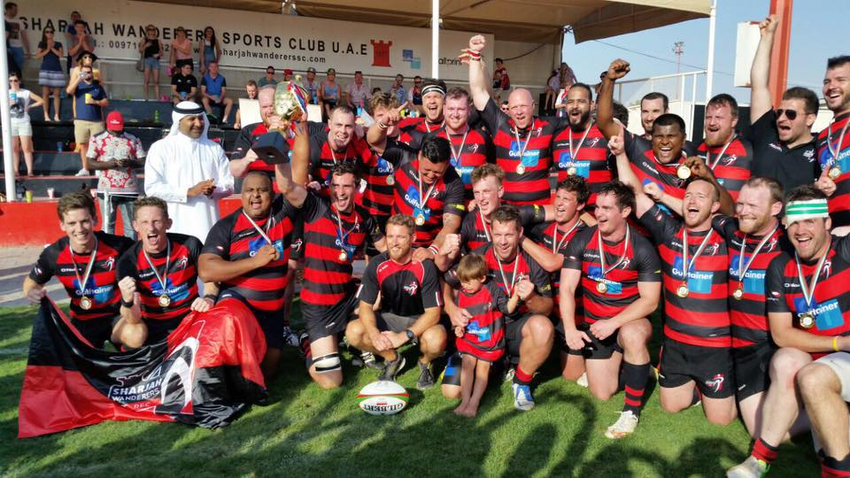 Sharjah Wanderers UAE Conference Champions 2015/2016