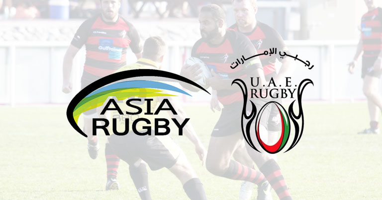 Uaerf's Ben van Rooyen to join Asia Rugby
