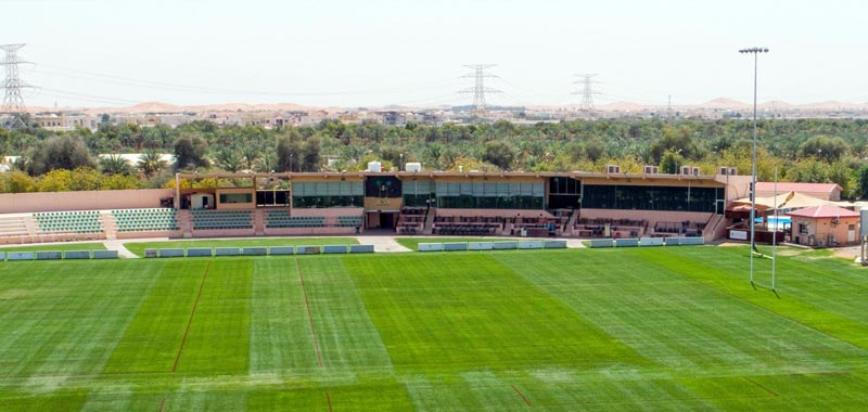 Al Ain Amblers rugby fixtures ground