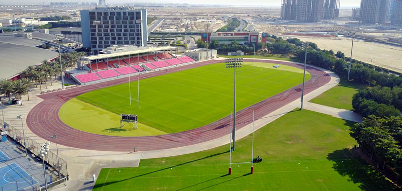 Dubai Sports City Rugby Park