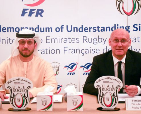 UAERF sign MoU with FFR