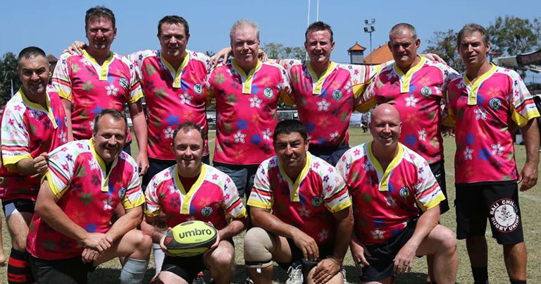 bali 10's potbellies legends celebrate a successful tour