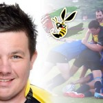 Dubai Wasps Rugby Player - Ben Rothwell
