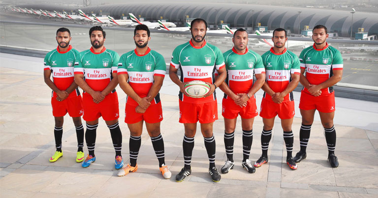 Emirates Airline renews sponsorship with uae rugby federation