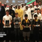 uae rugby award ceremony winners 2016-17