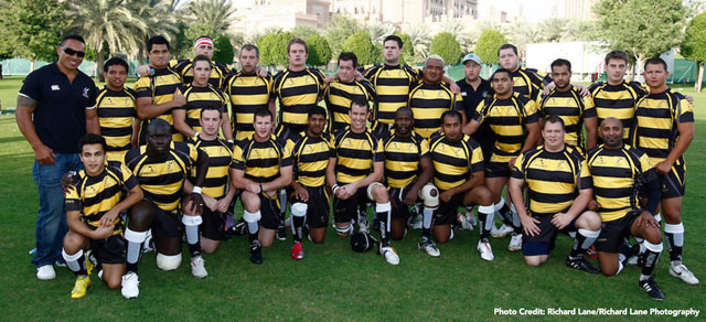 dubai wasps team 2011