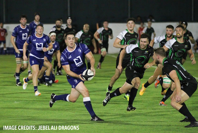 jebel ali dragons dubai eagles rugby
