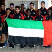 UAE Rugby Sevens U17 Asia Chinese Taipei 2017