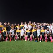 Abu Dhabi Harlequins raise money for charity