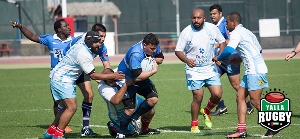 Arab Rugby Sevens Jordan 2017