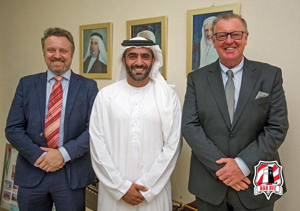 Sheikh Abdullah RAK rugby UAE