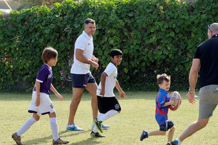 dubai rugby academy just play