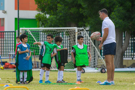 mike phillips rugby dubai