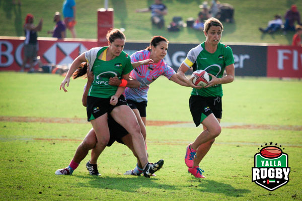womens gulf final dubai sevens 2017
