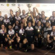 Dubai Exiles Premiership champions 2018