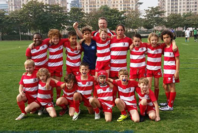 mini youth rugby rak