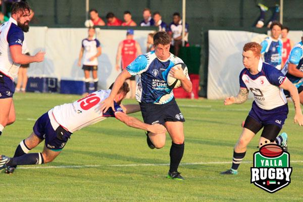 Danny Griffiths - Dubai Sharks Rugby