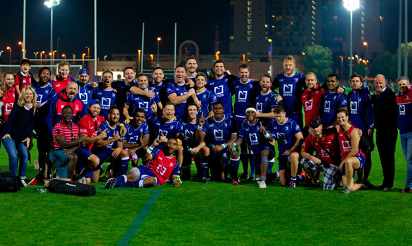 Dragons West Asia Premiership Champions 2017-18