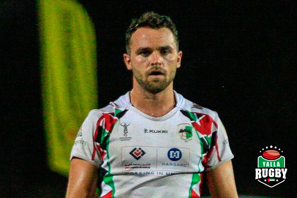 Luke Stevenson Harlequins rugby player