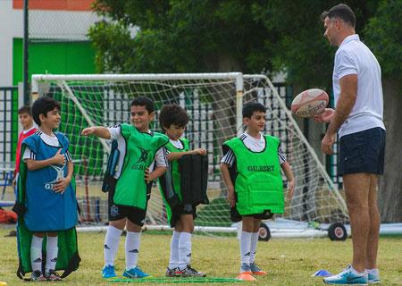 Rugby Academy Dubai
