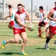 UAE 7s players training for the Asia Rugby Sevens Trophy 2018