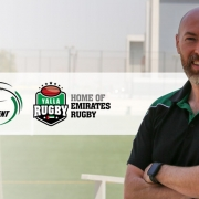 Alex johnson - Yalla Rugby Founder