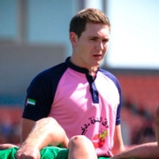Jaco de Wit - UAE Rugby Referee