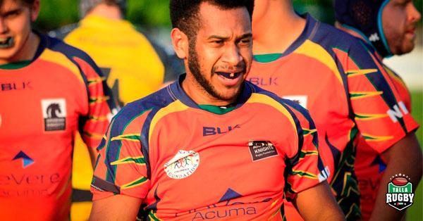 Shane Narara Arabian Knights Rugby Club