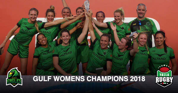 Gulf Womens Champions 2018 - Dubai Eagles