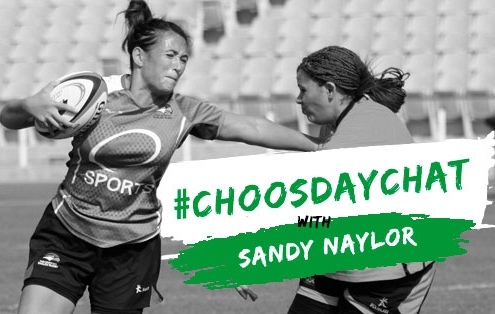 Sandy Naylor Dubai Eagles Rugby