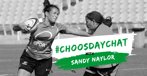 Sandy Naylor Dubai Eagles Rugby