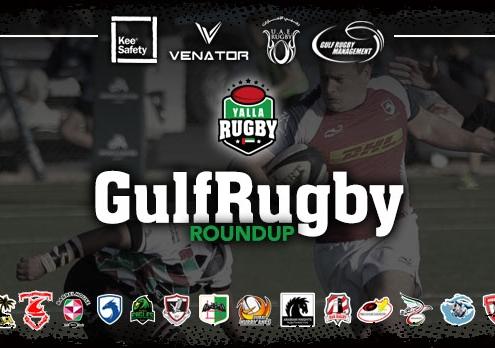 Gulf Rugby - Round 13