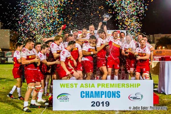 Bahrain Rugby Club 2019