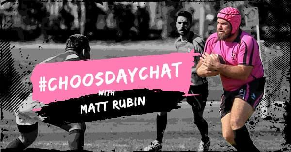 Matt Rubin Barrelhouse rugby Dubai
