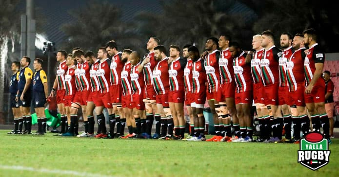 uae national rugby squad announcement 2019