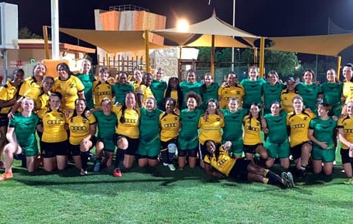 Amblers Ladies vs Eagles Ladies - 15s Rugby