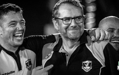 Mike Wolff - Dubai Exiles Rugby Club Chairman