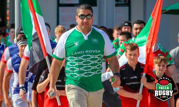 Ghaith Jalajel - Asia Rugby