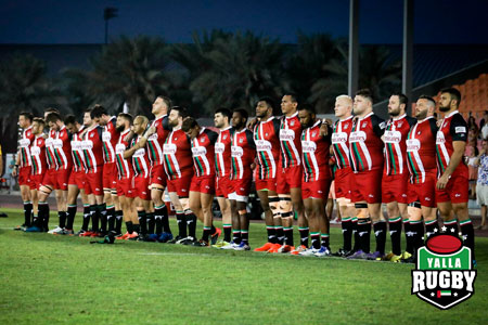 uae national rugby team