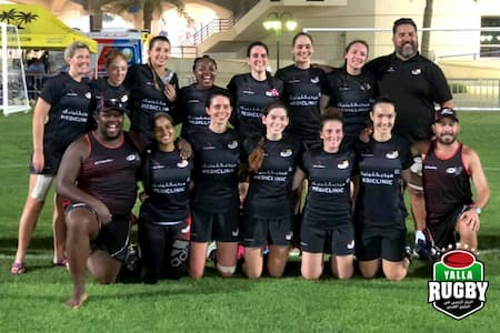 Saracens Ladies Rugby Team