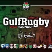 Gulf Rugby News Round 3 scores