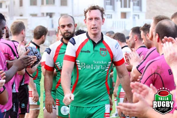 Muscat Rugby Club - Team Of The Week
