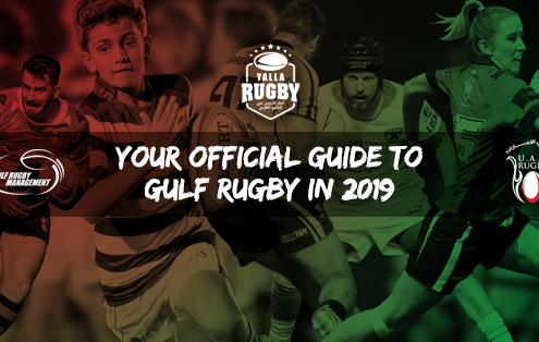 Your official guide to Gulf Rugby 2019