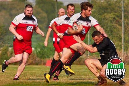 Rak Rugby vs Saracens