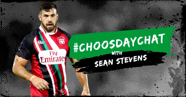 Sean Stevens - Choosday Chat Interview 2019