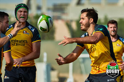 UAE Division One Rugby