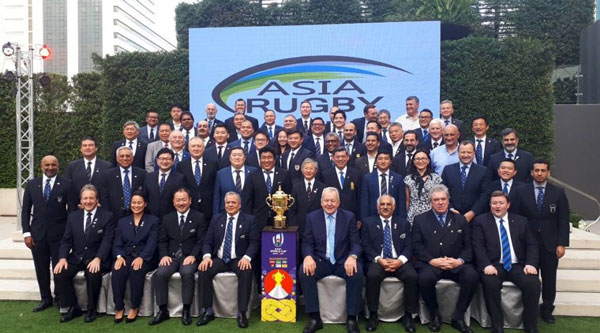 Asia Rugby executive committee