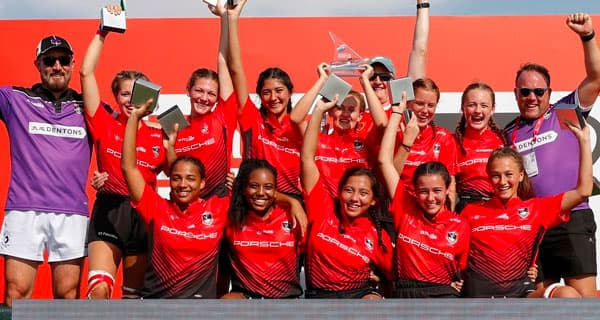 Dubai Exiles - U19 Girls Winners 2018