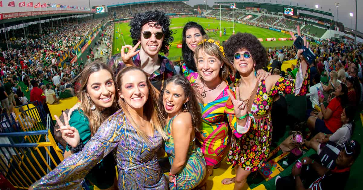 Dubai Rugby Sevens - Coming in 2020