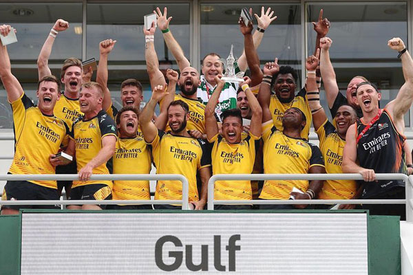Gulf Mens League Winners 2019